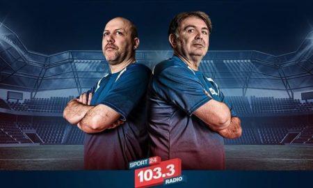 Γιώργος Χαλάς Κώστας Γκόντζος Sport24 Radio Κώστα μην τον Χαλάς