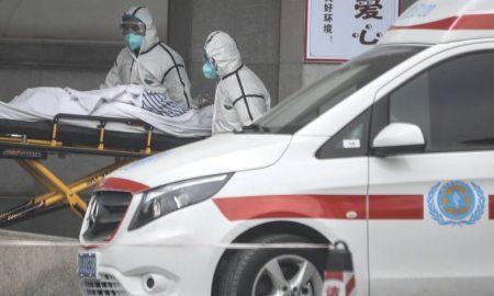 κορωνοϊός Κίνα νεκρός