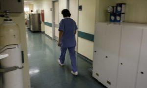 Ελλάδα κορωνοϊός νοσοκομείο