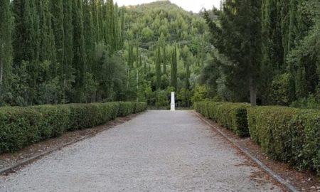 Μνημείο Πιερ Ντε Κουμπερτέν Αρχαία Ολυμπία