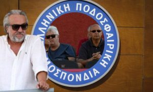 Μονεμβασιώτης Γκαγκάτσης Κομπότης ΕΠΟ αναδιάρθρωση Απόλλων Λεβαδειακός