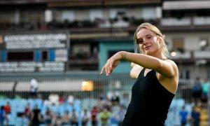 Ελίνα Τζένγκο ακόντιο ακοντισμός παγκόσμιο ρεκόρ