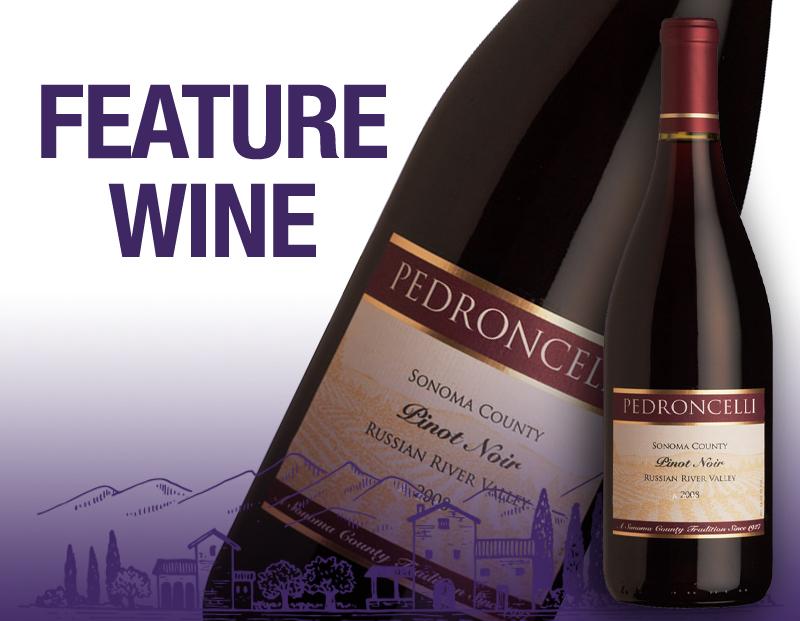Pedroncelli Pinot Noir