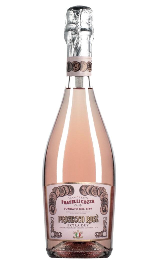 Prosecco Rosè Fratelli Cozza