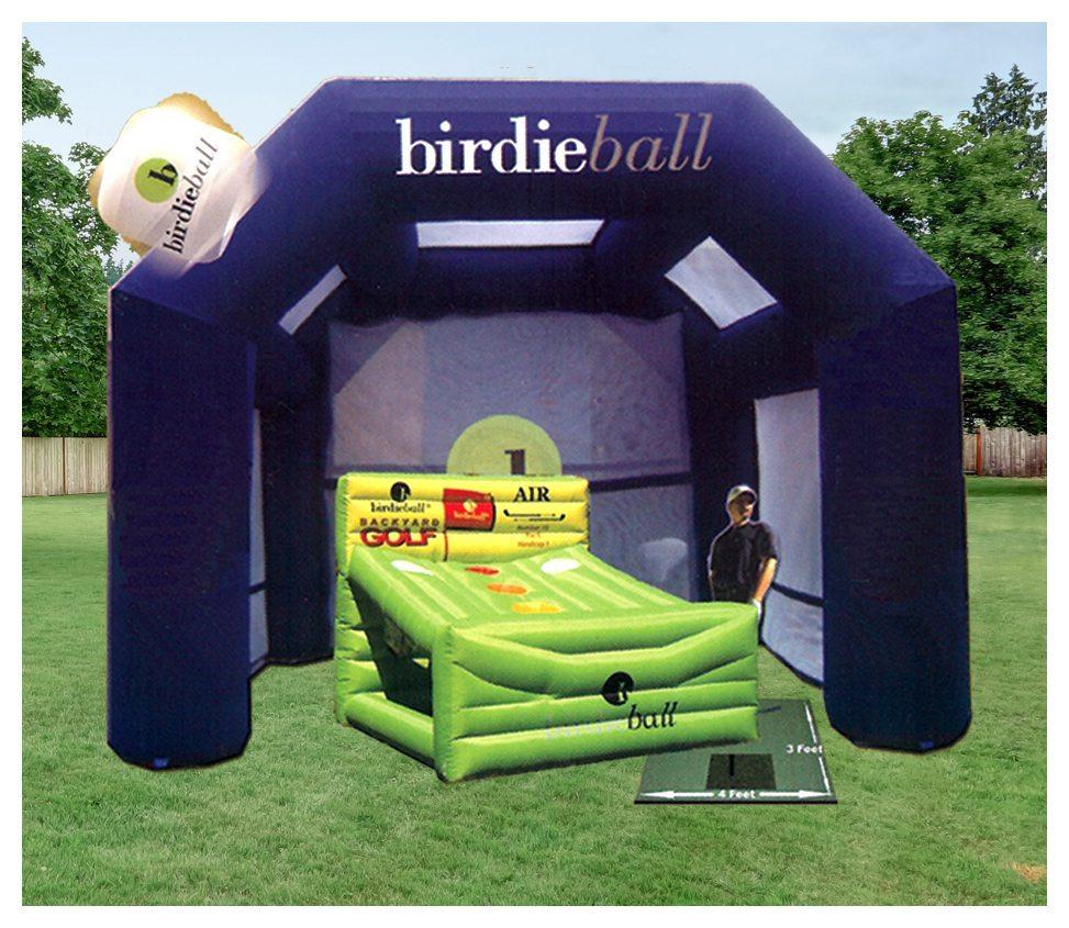 Golf BirdieBall Driving Range Rental Fantasy World