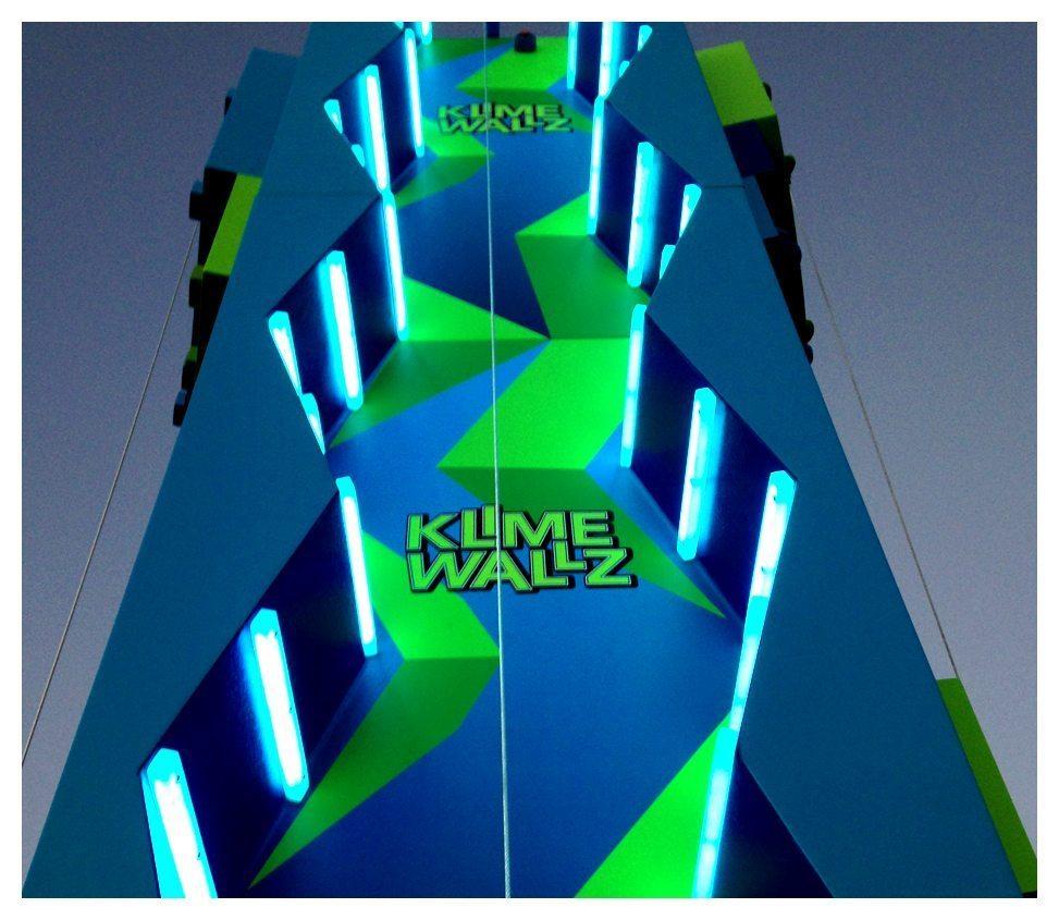Mobile Klime Wallz Rental Fantasy World Entertainment