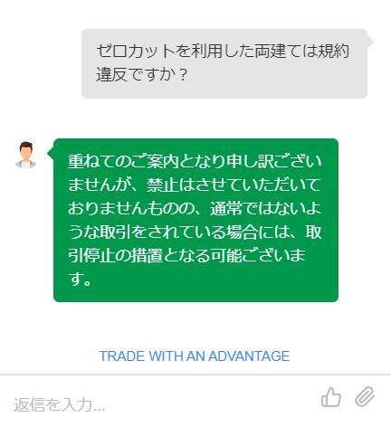 FXGT サポートデスク メール