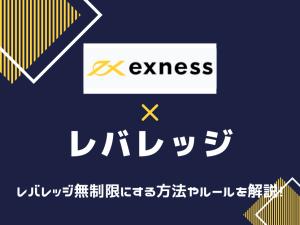 Exness エクスネス レバレッジ