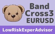 BandCross3 EURUSD お値段アップ! 9/16(火)19:00 ¥34,800 ラストチャンス!!