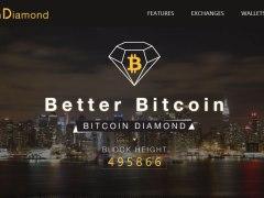 bitcoinDiamond