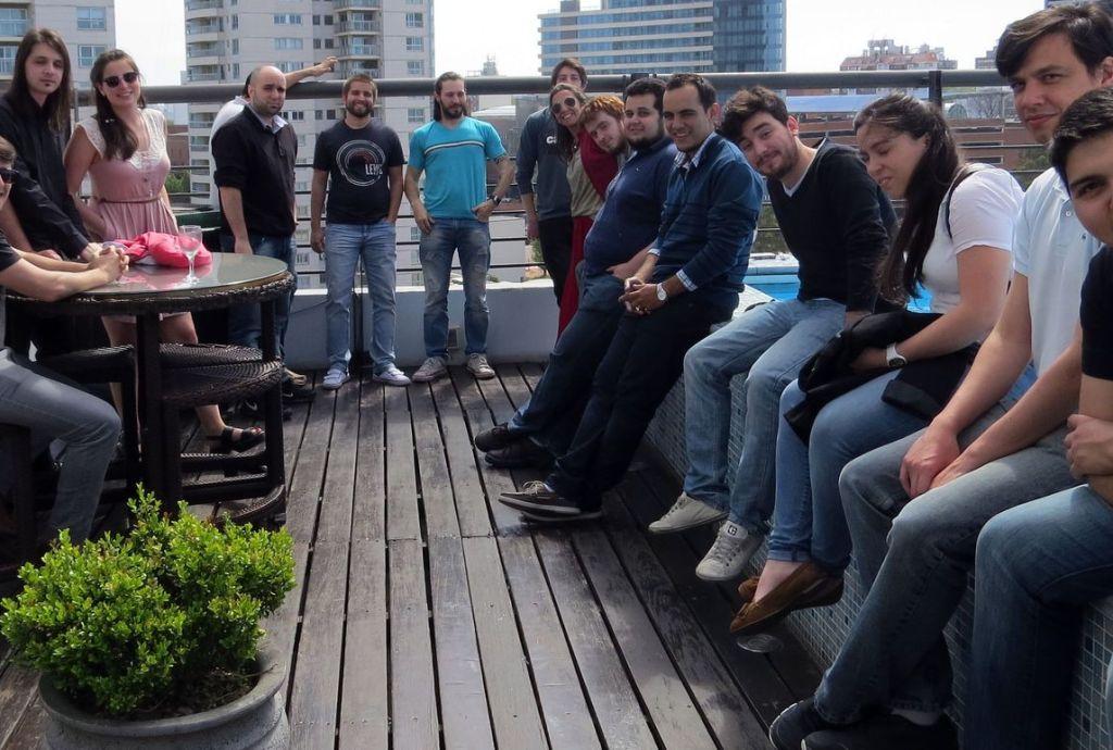 fx2 equipo scrum 2016 - en la terraza