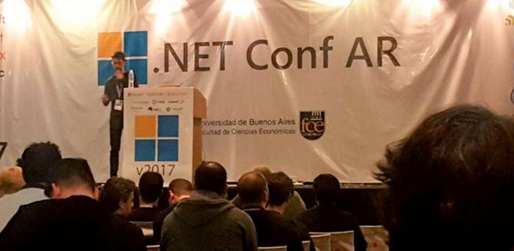 Fx2 en la .NET Conf Argentina 2017