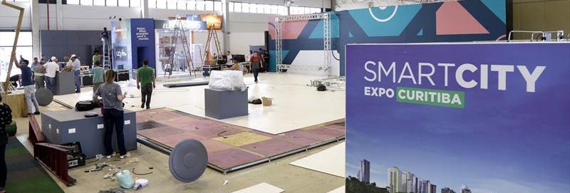 ¡Única! Así fue nuestra experiencia en la Expo Smart City de Curitiba