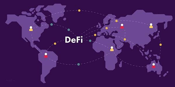 проект DeFi