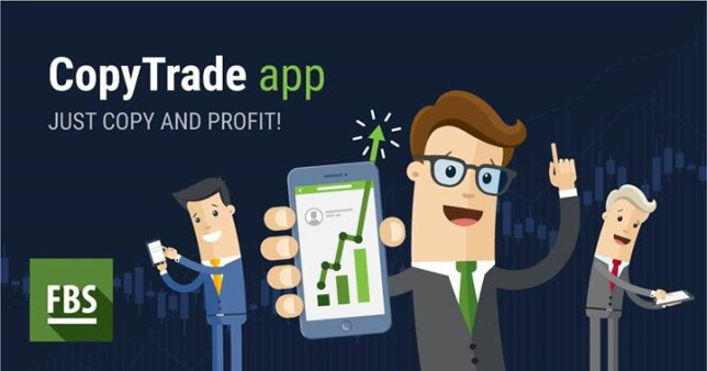 FBS's Forex Copy Trading App will help your Online