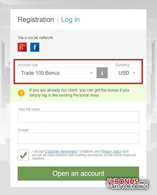 No Deposit Bonus Brokers