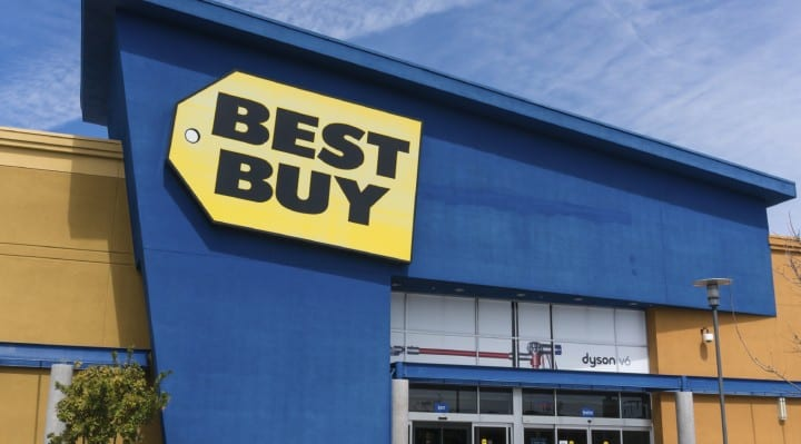 best buy electronics store