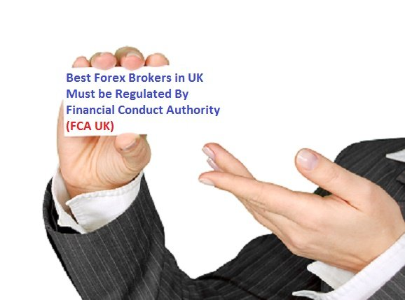 Top forex brokers uk