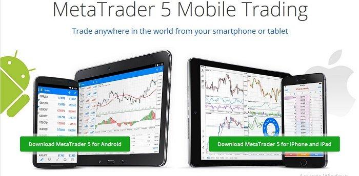 Best mobile forex trading platform