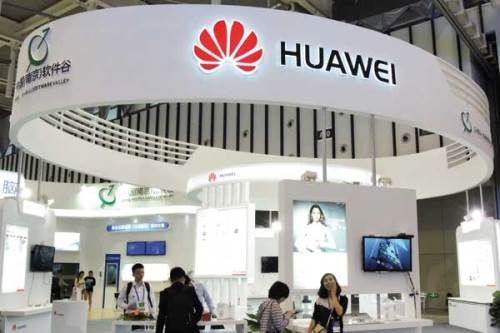 Huawei business