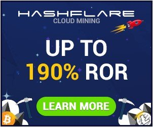 The Valid Hashflare Promo and Redeem Code for February 2018