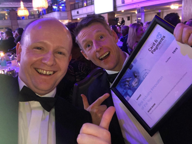 EPVS has been recognised by the Card & Payments Awards