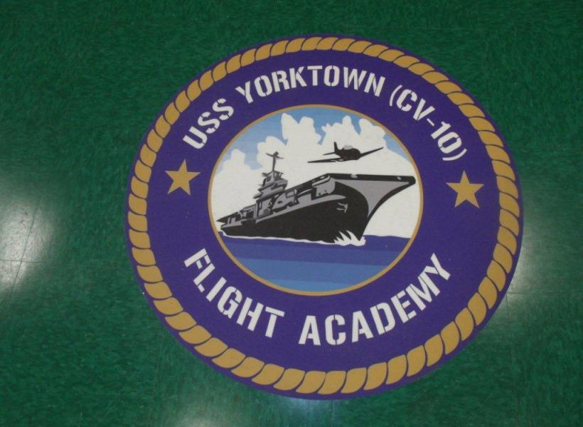 USS Yorktown Flight Academy