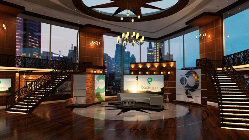 Lifestyle Network Located In Hartford Connecticut Is Leading The Way How Television Studios Are Designed And Integrated With Help Of FX Design