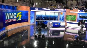 Memphis NBC station debuts new set