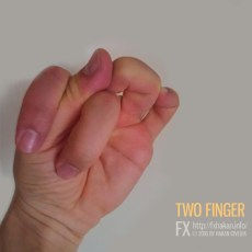 Finger - Two Fingers