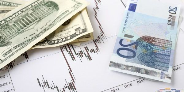 Forex charts and money