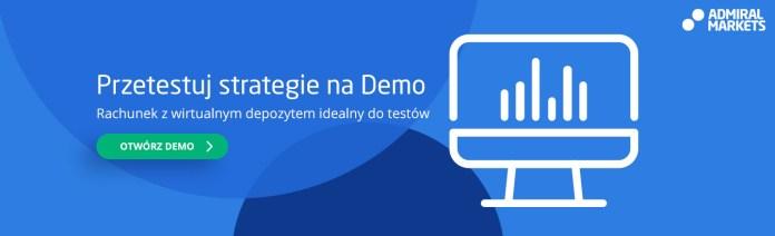 Przetestuj strategie na rachunku Demo