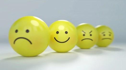 Emoties onder controle houden