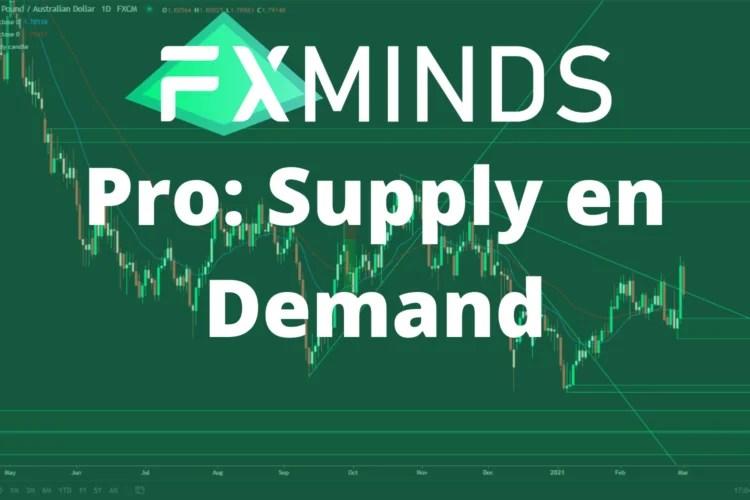 Pro Cursus Supply en Demand FXminds