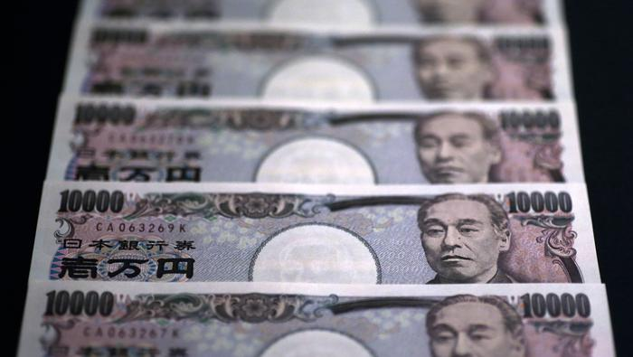 Yen and US Greenback Rise as Wall Avenue Drops. USD/JPY Eyes Resistance