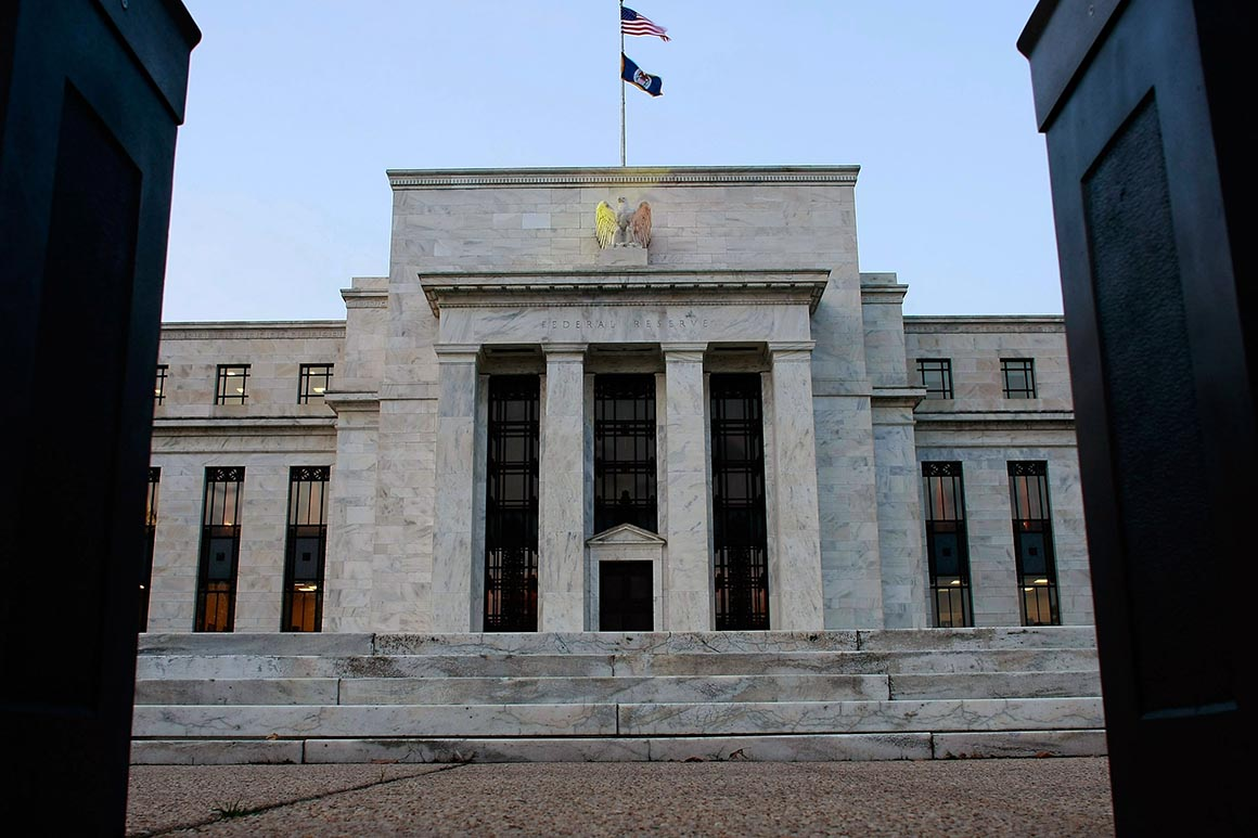 Fed officers noticed decreased recession threat at December assembly