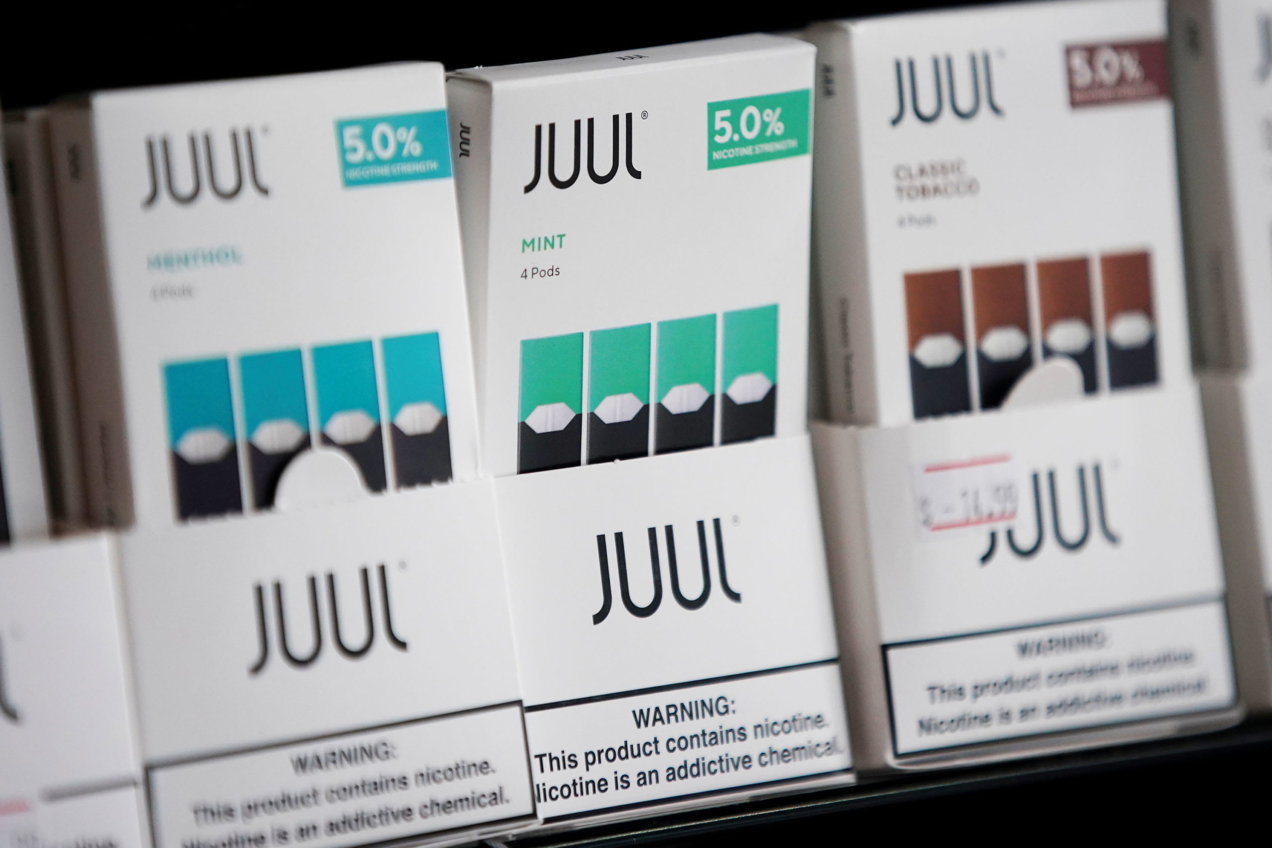 SEC reportedly probing Altria's Juul funding