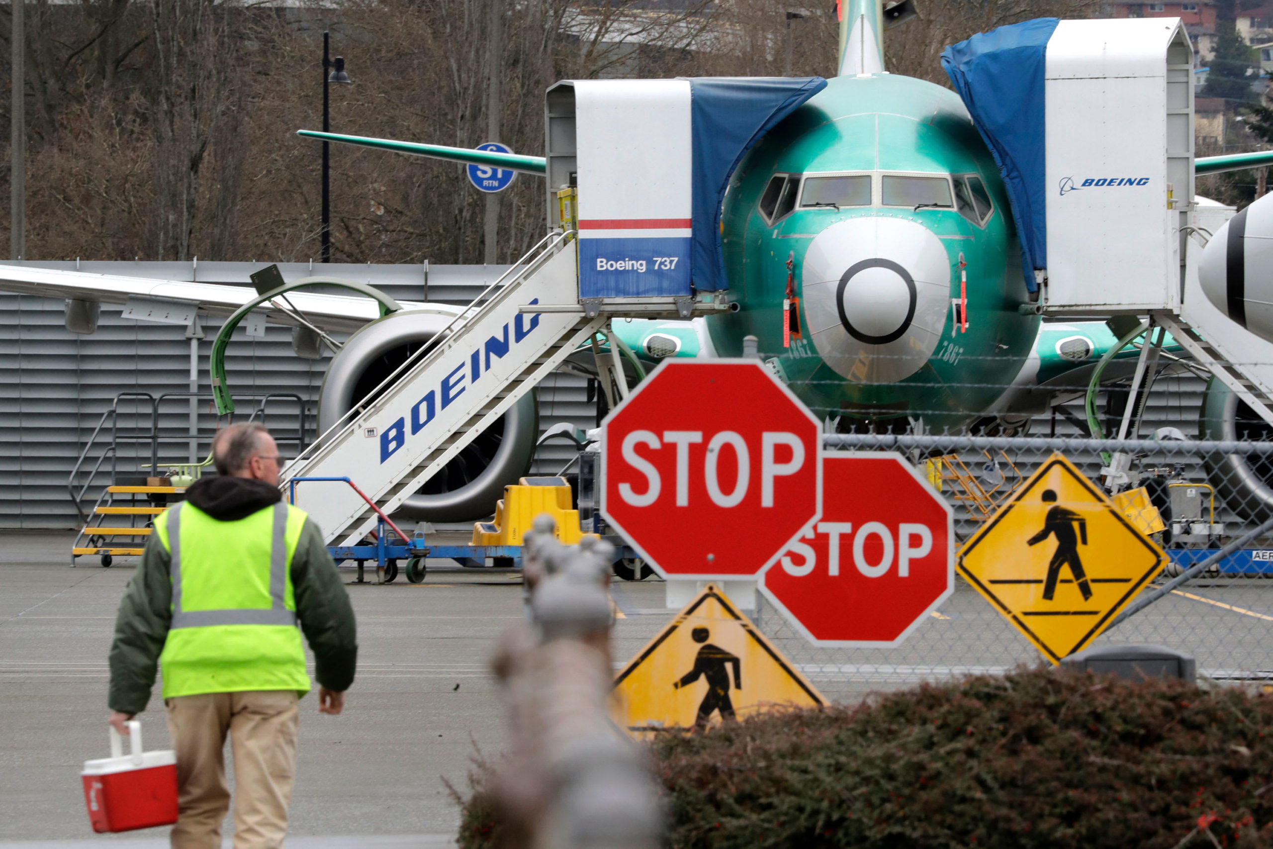 Boeing to develop 737 Max inspections, sources say