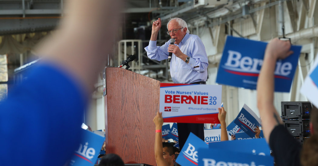 Bloomberg Marketing campaign Opens First Assault on a Democratic Rival: Bernie Sanders