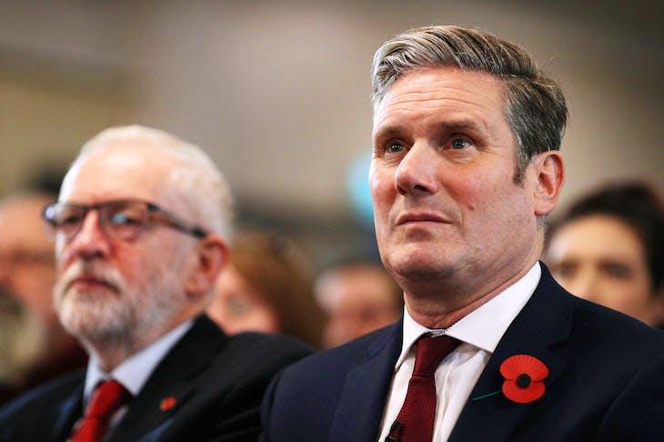 Corbynite tutorial: I'll depart the UK if Starmer wins