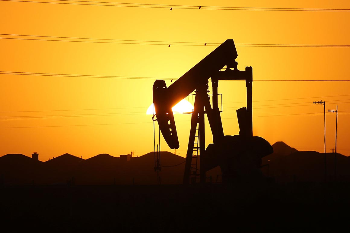 Oil trade push for Trump bailout attracts political headwinds