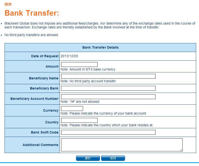 如何提取資金 | 外匯戰士