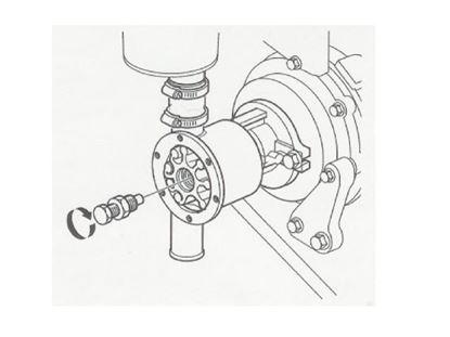 Volvo Penta Diesel Impellers. FYB Marine