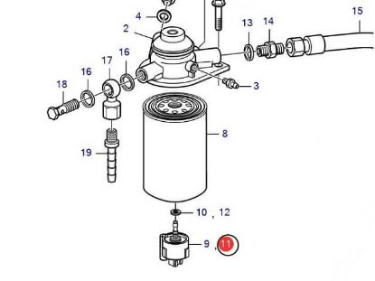 Volvo Penta D4 service and spare parts