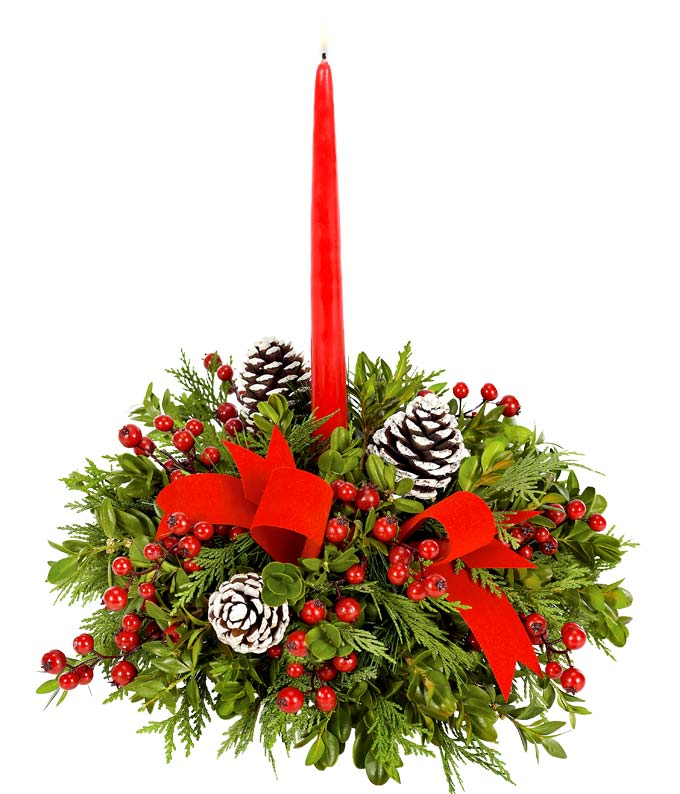 Merry Christmas Centerpiece At From You Flowers