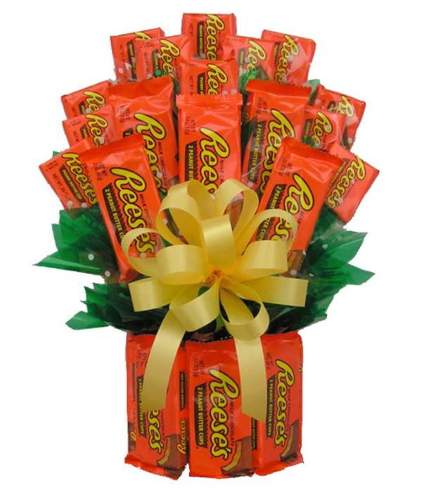 Reese39s Candy Bouquet at From You Flowers
