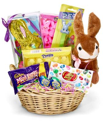 Easter Candy Basket for Delivery