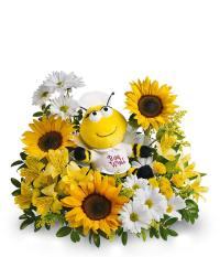 Bee Well Bouquet - USAFLorist.com