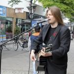 Folkbladet skriver om Peter Ahlborgs turné