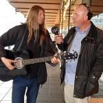 Peter Ahlborg medverkar i P4 Stockholm Sveriges Radio
